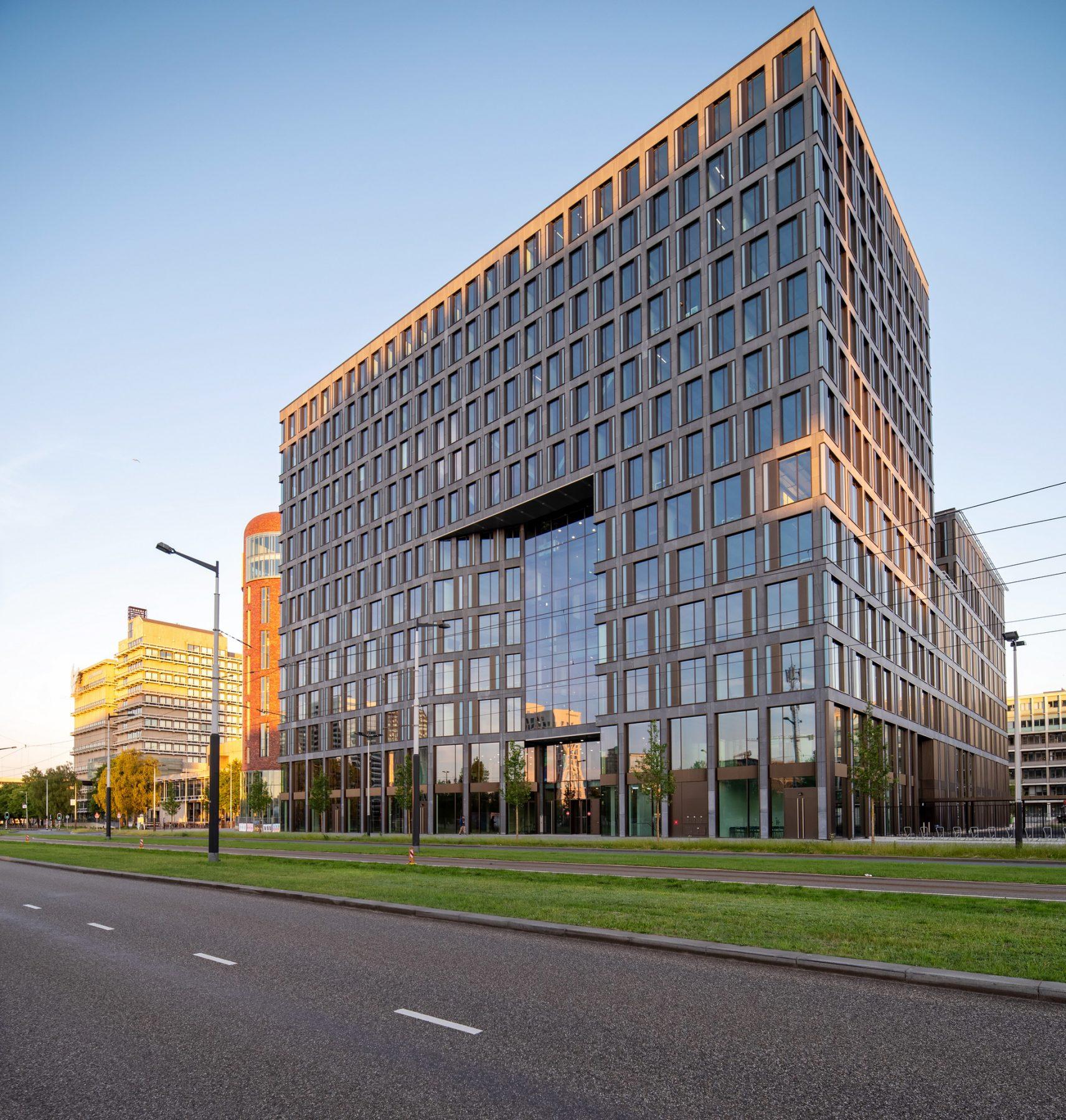 Nieuwe Universiteitsgebouw